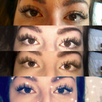 Classic eyelash extensions for $60 !!