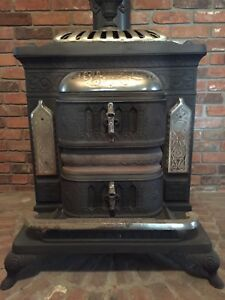Parlour Wood Stove from 1875-1900
