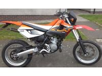 Aprilia MX125 (Very rare bike in EXCELLENT condition)