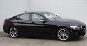 2015 BMW 4-Series 428i xDrive Gran Coupe sedan lease takeover