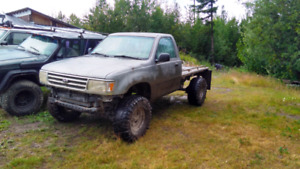 Trade 93 toyota T100 for Iroc z28