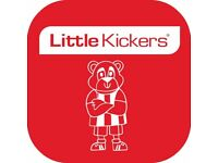 Little Kickers - Children's Football Coaches Wanted!