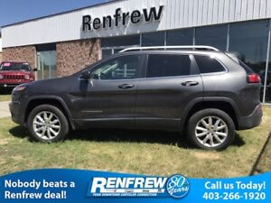 2015 Jeep Cherokee 4WD Limited