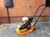 MBW wacker / compacter plate with Honda engine