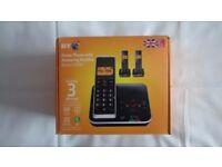 BT Phone/Answering Machine Xenon 1500 Trio