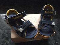 Timberland boys sandals UK size 6.5