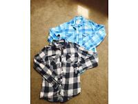 Superdry, Holister and other clothing bundle 50+ items. Size small