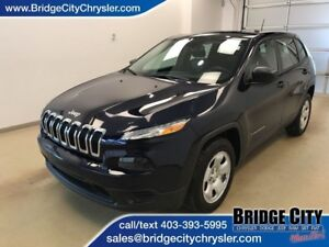 2014 Jeep Cherokee *Just Arrived* Sport