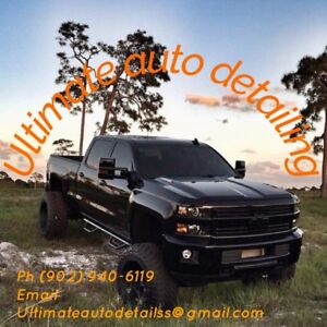 Ultimate Auto deatailing full car truck and motorcycles