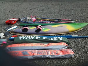 Windsurfing Equipmant For Sale