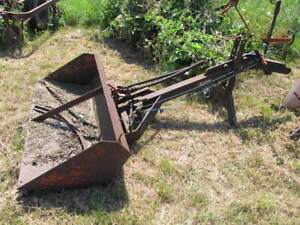 wifo 3 point hitch bucket & manure fork?