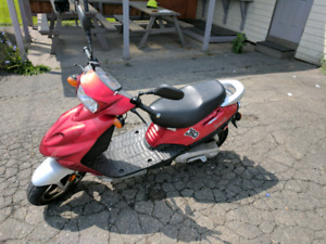 Scooter gimelli 50cc