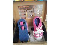 Heelies in Pink size 2