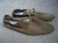 New DNA leather shoes UK10, EUR44.5, design code 65C311