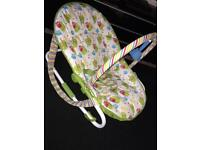 Mothercare rocker / bouncer chair