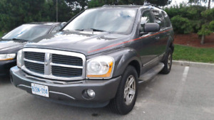 2004 Dodge Durango LIMITED 4x4 Hemi