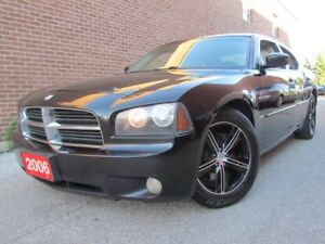 2006 Dodge Charger R/T,HEMI,LEATHER,SUNROOF
