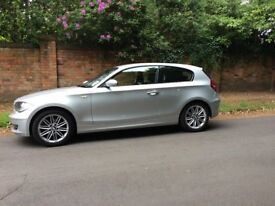 BMW 1 SERIES ONLY £30 TAX VERY ECONOMICAL EXCELLENT RUNNER