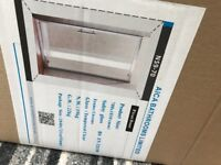Crome Shower Door 700mm BNIB