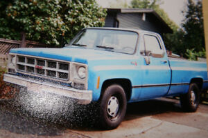1980 Chevrolet Other Pickups Pickup Truck