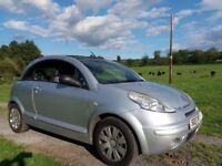 Citreon C3 convertible 1.4 price.drop