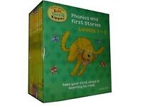 Read with Biff, Chip and Kipper Levels 1-3. Collection - 25 Books