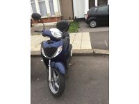 Honda Sh 125 cc.Excellent condition.