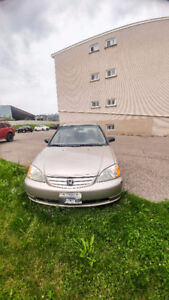 RUST FREE 2002 Honda Civic Sedan BRAND NEW AC
