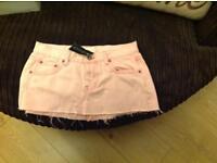 Topshop size 8 skirt