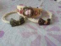 80 girls handmade floral head band for £35