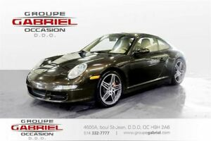 2008 Porsche 911 Carrera 4S Coupe * ALL-WHEEL-DRIVE * 6-SPEED MA