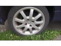 """16""""peugeot 206 alloy wanted"""