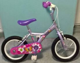 🚴 CHILDRENS APOLLO PETAL GIRLS BICYCLE AGE 4-8 YEARS 🚴