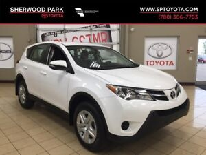 2015 Toyota RAV4 LE AWD-Clean History-One Owner Vehicle!