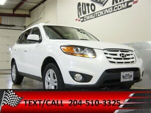 2011 Hyundai Santa Fe Limited 3.5 w/Navigation / Leather / Roof