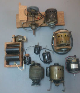 Electric Motors (15 ea 75 for the lot)