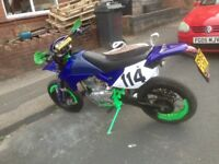 Pulse adrenaline 125cc £550 if gone today!