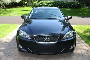 Lexus IS250 Low Mileage, 1 Tax!!