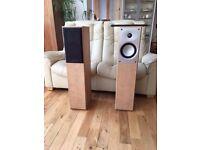 Pair of Mordaunt-Short MS914 Speakers