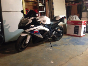 2010 - GSX-R 750 , Great Condition