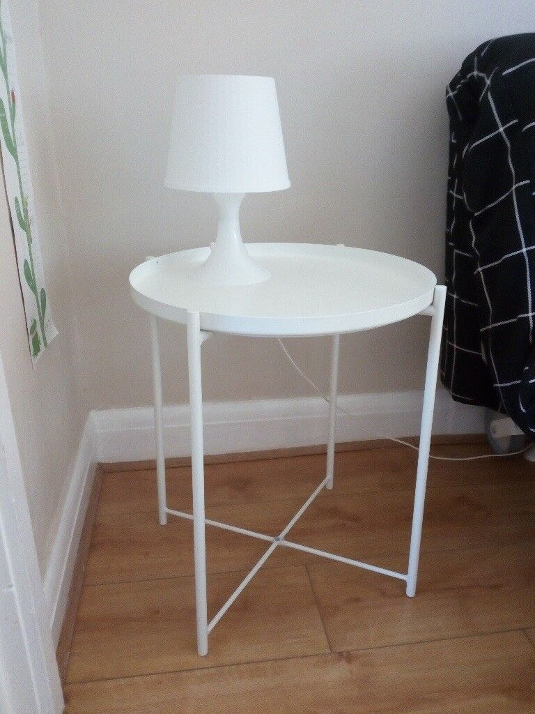 Tray Table Ikea Gladom In Gabalfa Cardiff Gumtree # Meuble Tv Kaorka Ikea