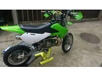 Kawasaki 65 not rm ktm cr