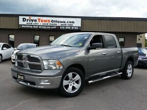 2010 Dodge Ram 1500 SLT CREW CAB 4X4 **HEMI POWER**