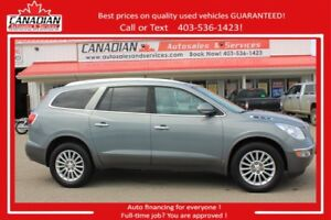 2008 Buick Enclave CXL AWD FULLY LOADED!$169/SEMI-MONTHLY OAC