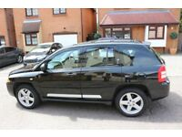2008 JEEP COMPASS 2.0 DIESEL CRD LIMITED