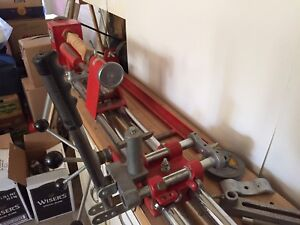 Wood Lathe with Duplicator