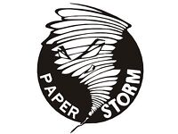 Looking For UK Rappers And Singers To Join Paper Storm Music Group