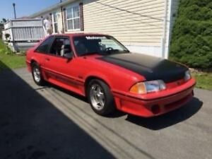 1992 Ford Mustang GT Coupe (2 door)