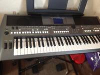 yamaha psr s 670 arranger keyboard (SOLD)
