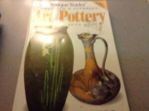 Antique Trader American & European Art Pottery Price Guide